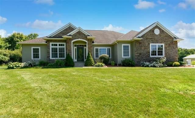 5805 Deerview Lane, Medina, OH 44256 (MLS #4305516) :: TG Real Estate