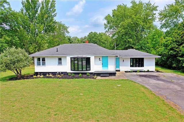 3136 Parkman Road NW, Warren, OH 44481 (MLS #4305624) :: The Holden Agency