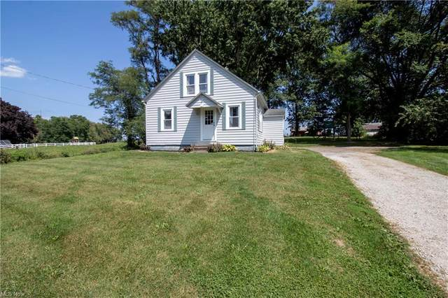 1841 Tannerville Road, Orrville, OH 44667 (MLS #4305690) :: Keller Williams Chervenic Realty