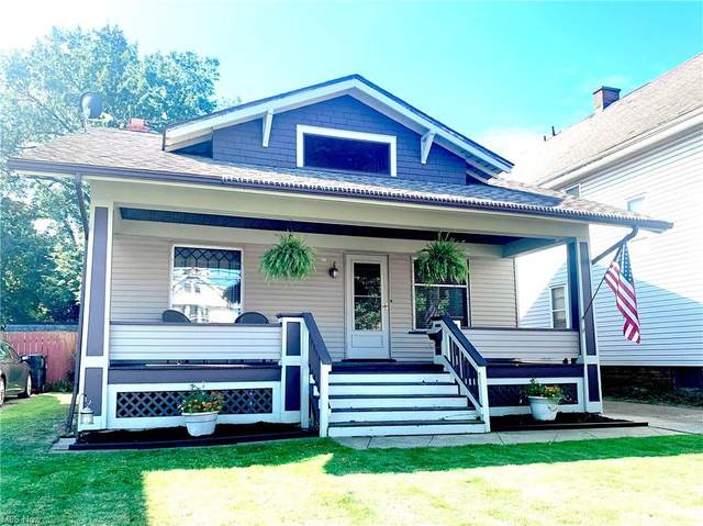 1927 Treadway Avenue, Cleveland, OH 44109 (MLS #4305773) :: The Holden Agency