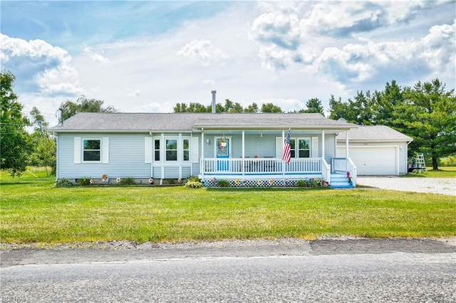 1002 Laurel Drive, West Salem, OH 44287 (MLS #4305809) :: TG Real Estate