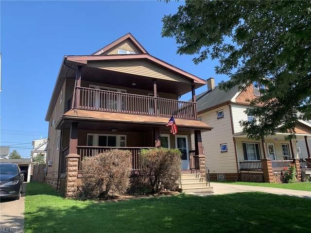 3987 E 52nd Street, Newburgh Heights, OH 44105 (MLS #4305820) :: Jackson Realty