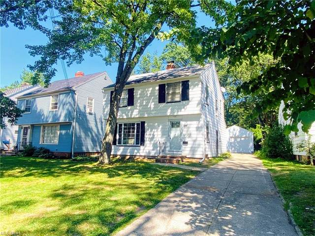 1095 Woodview Road, Cleveland Heights, OH 44121 (MLS #4305995) :: The Holden Agency