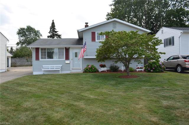 16135 Southway Drive, Brook Park, OH 44142 (MLS #4306054) :: Simply Better Realty