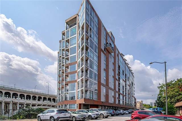 2222 Detroit Avenue #909, Cleveland, OH 44113 (MLS #4306079) :: The Holly Ritchie Team