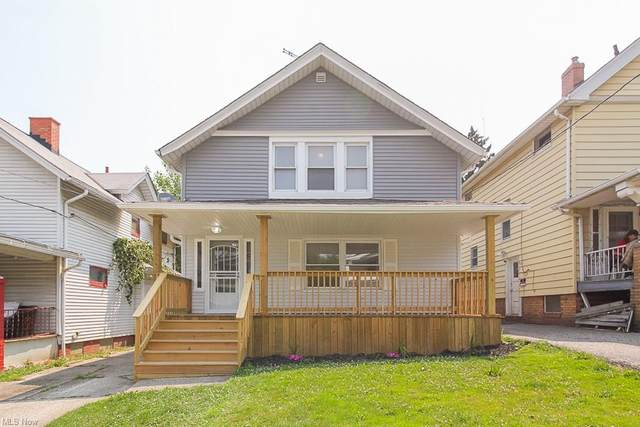 3273 W 84th Street, Cleveland, OH 44102 (MLS #4306197) :: The Holly Ritchie Team