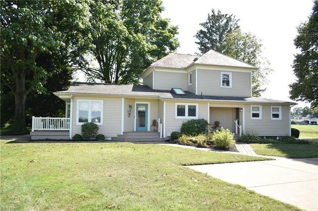 218 E Wood Avenue, West Lafayette, OH 43845 (MLS #4306252) :: The Jess Nader Team   REMAX CROSSROADS