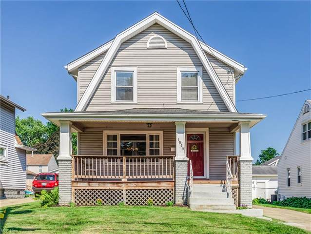 1855 21st Street, Cuyahoga Falls, OH 44223 (MLS #4306360) :: Simply Better Realty
