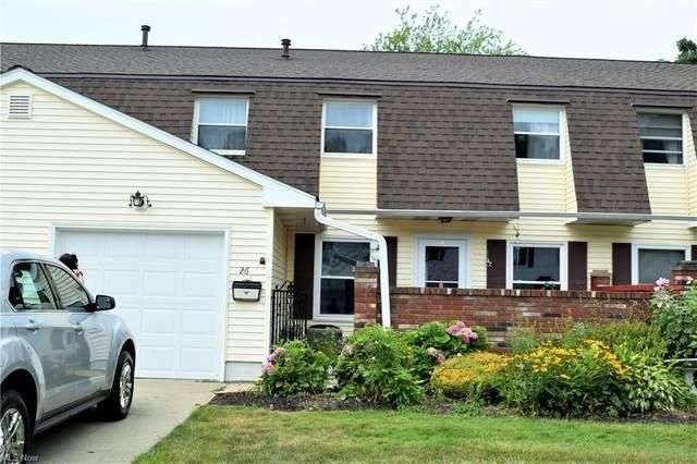 26 New Concord Drive 2-26, Concord, OH 44060 (MLS #4306425) :: Vines Team