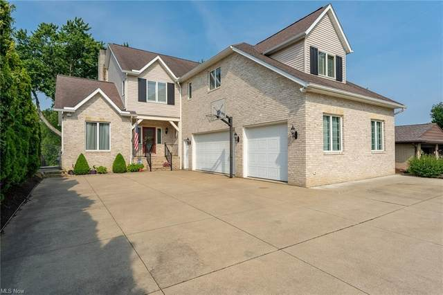 5600 Island Drive NW, Canton, OH 44718 (MLS #4306546) :: Simply Better Realty