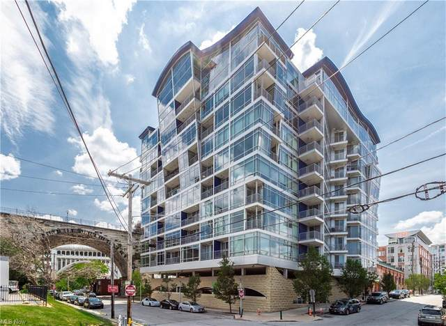 1237 Washington Avenue #606, Cleveland, OH 44113 (MLS #4306654) :: Select Properties Realty
