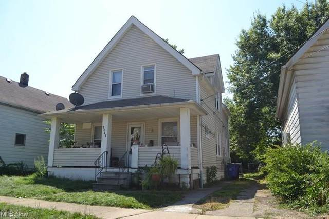 3448 E 73rd Street, Cleveland, OH 44127 (MLS #4306658) :: Jackson Realty