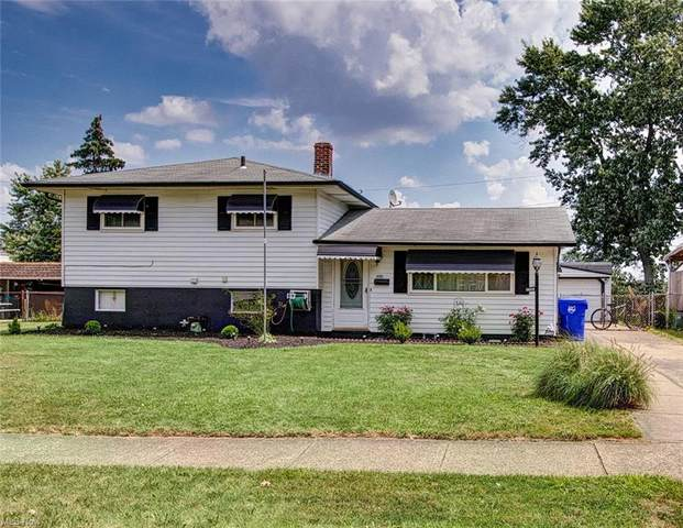6393 Sandhurst Drive, Brook Park, OH 44142 (MLS #4306662) :: Simply Better Realty