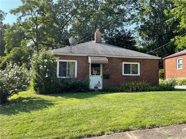 238 Edgerton Road, Akron, OH 44303 (MLS #4306717) :: Simply Better Realty
