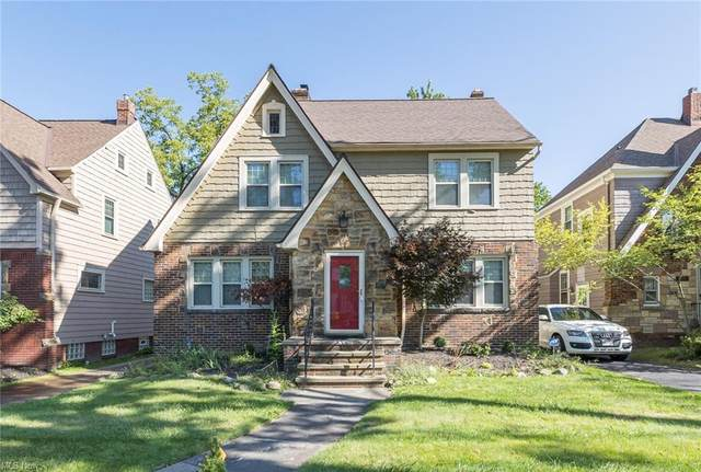 3577 Tullamore Road, University Heights, OH 44118 (MLS #4306724) :: The Holden Agency