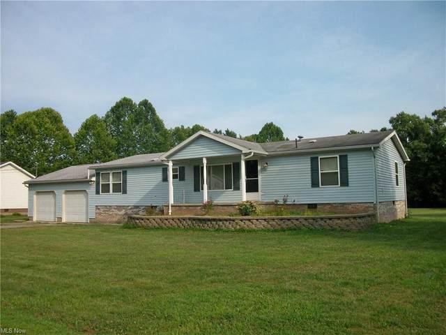 60 Hannah Place Road, Belpre, OH 45714 (MLS #4306776) :: TG Real Estate