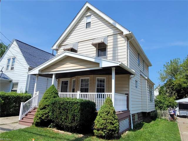 2912 Searsdale Avenue, Cleveland, OH 44109 (MLS #4306791) :: The Holly Ritchie Team
