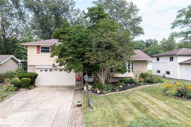 5983 Sherwood Drive, North Olmsted, OH 44070 (MLS #4306855) :: The Holden Agency