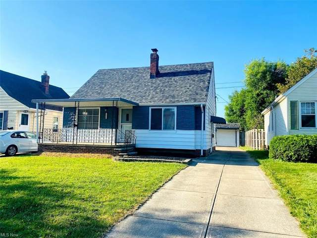 12828 Oak Park Boulevard, Garfield Heights, OH 44125 (MLS #4306911) :: Simply Better Realty