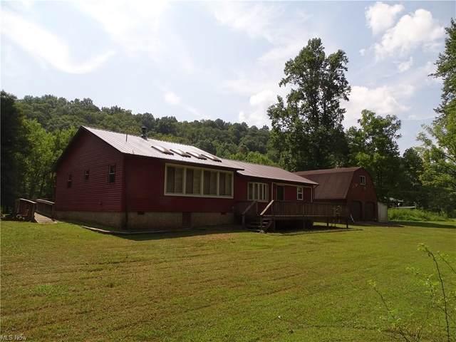 4386 Middle Island Creek Road, St Marys, WV 26170 (MLS #4307194) :: Select Properties Realty