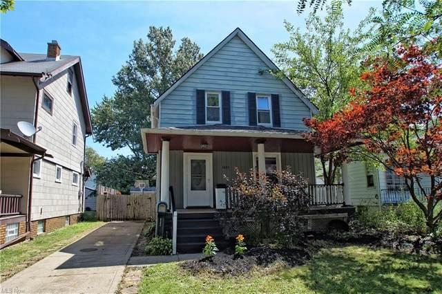 3685 W 140th Street, Cleveland, OH 44111 (MLS #4307241) :: Tammy Grogan and Associates at Keller Williams Chervenic Realty
