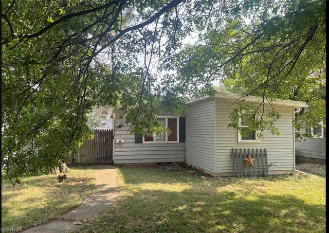 336 N Kapitzky Drive, Strasburg, OH 44680 (MLS #4307270) :: Tammy Grogan and Associates at Keller Williams Chervenic Realty