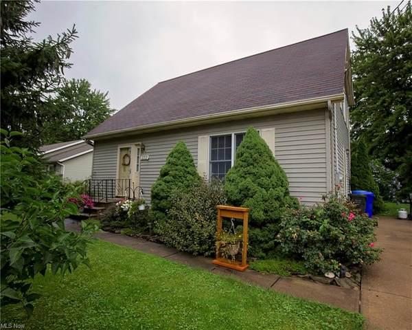 222 Pleasant Street, Lagrange, OH 44050 (MLS #4307281) :: Simply Better Realty