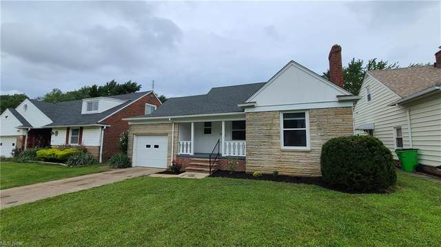 23901 Glenbrook Boulevard, Euclid, OH 44117 (MLS #4307350) :: Simply Better Realty