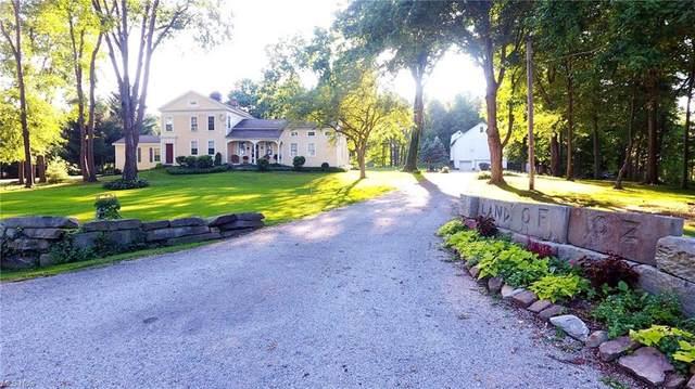 12703 Sheldon Road, Mantua, OH 44255 (MLS #4307479) :: The Holden Agency
