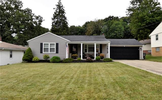 2989 Eldora Drive, Youngstown, OH 44511 (MLS #4307509) :: Simply Better Realty