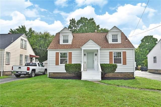 197 Meadowbrook Avenue SE, Warren, OH 44483 (MLS #4307630) :: Tammy Grogan and Associates at Keller Williams Chervenic Realty