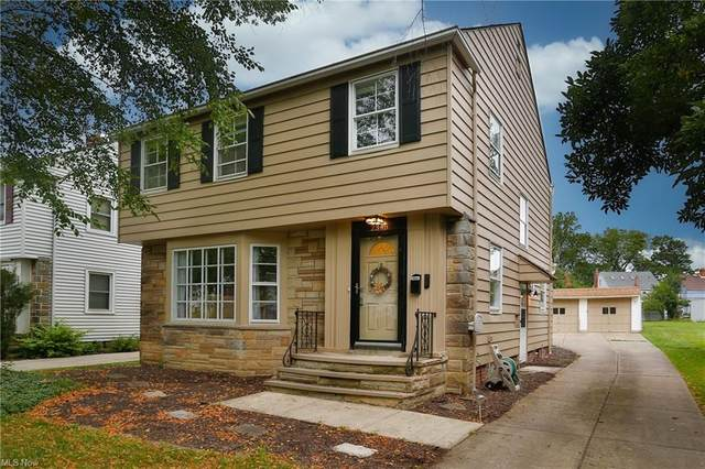 2345 Charney Road, University Heights, OH 44118 (MLS #4307708) :: The Holden Agency