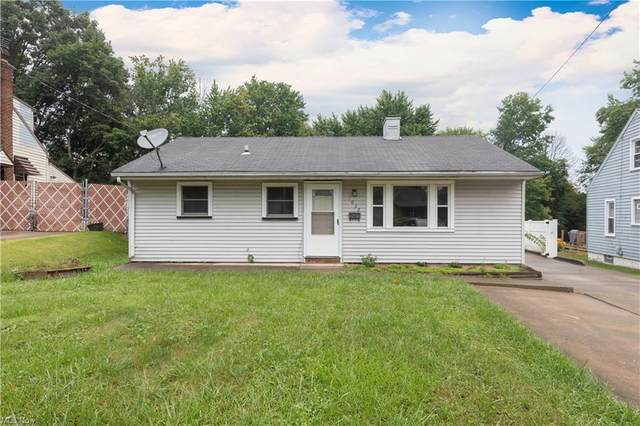 1932 Overlook Avenue, Youngstown, OH 44509 (MLS #4307861) :: Simply Better Realty