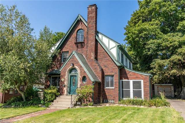 462 Sunset View Drive, Akron, OH 44320 (MLS #4308061) :: The Holden Agency