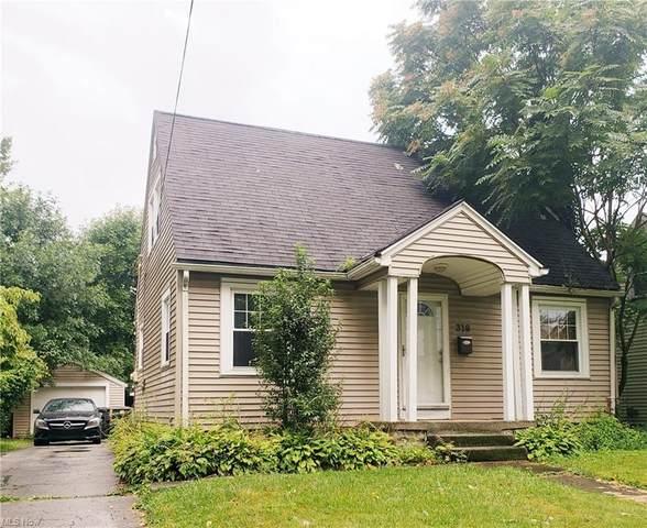 316 Willard SE, Warren, OH 44483 (MLS #4308075) :: Simply Better Realty