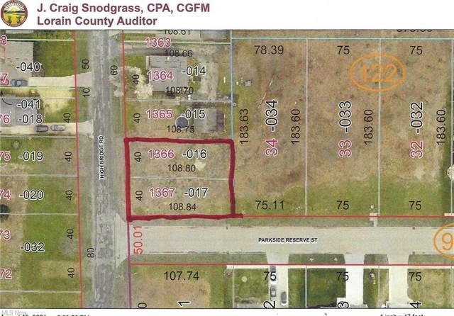 755 High Bridge Road, Vermilion, OH 44089 (MLS #4308216) :: TG Real Estate