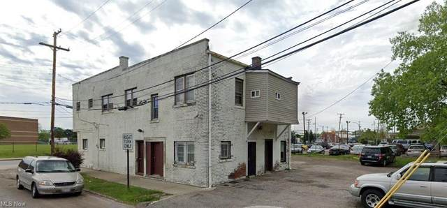 576 E 152nd Street, Cleveland, OH 44110 (MLS #4308306) :: Jackson Realty