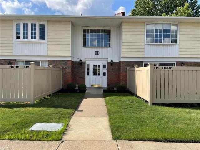 7970 Mentor Avenue H-6, Mentor, OH 44060 (MLS #4308487) :: Select Properties Realty