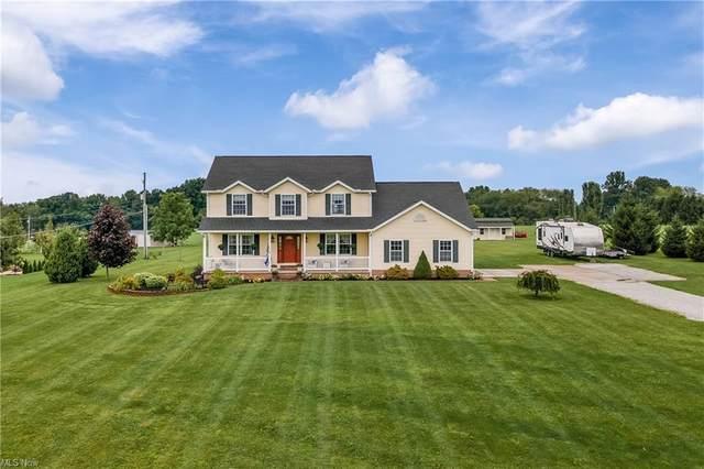 4656 Smithville Western Road, Smithville, OH 44677 (MLS #4308577) :: Keller Williams Chervenic Realty