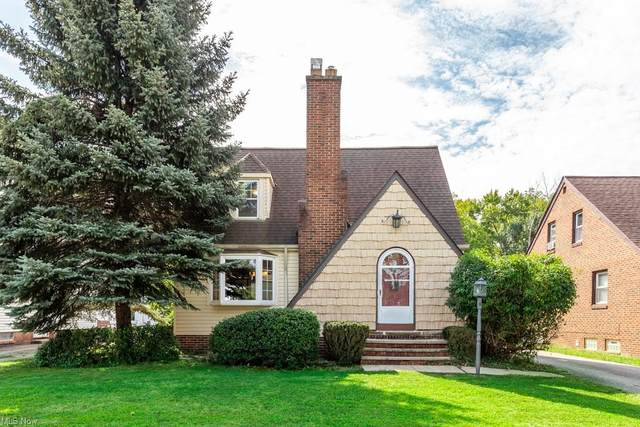 5116 Case Avenue, Lyndhurst, OH 44124 (MLS #4308817) :: The Art of Real Estate