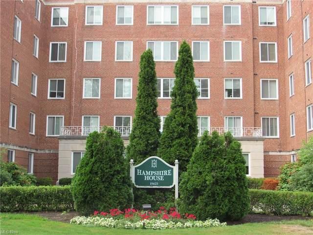 19425 Van Aken Boulevard #408, Shaker Heights, OH 44122 (MLS #4308834) :: Select Properties Realty