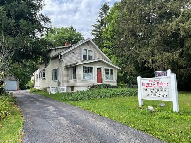 102 E Aurora Road, Northfield, OH 44067 (MLS #4308862) :: Jackson Realty