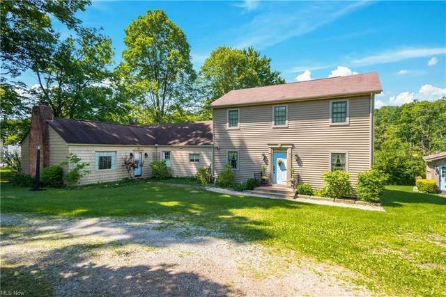 14933 Old Lincoln Highway, East Liverpool, OH 43920 (MLS #4309083) :: The Kaszyca Team