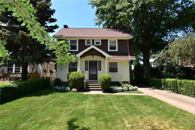 270 E 191 Street, Euclid, OH 44119 (MLS #4309159) :: The Holden Agency