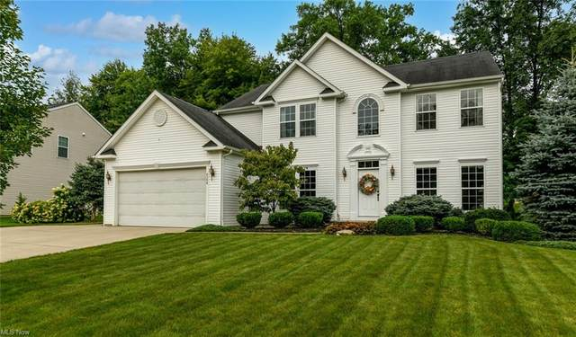 4358 Castlegate Boulevard, Uniontown, OH 44685 (MLS #4309195) :: The Holden Agency