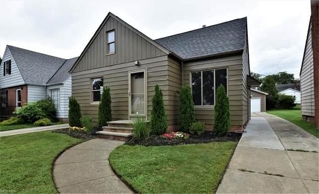4186 Verona Road, South Euclid, OH 44121 (MLS #4309201) :: TG Real Estate