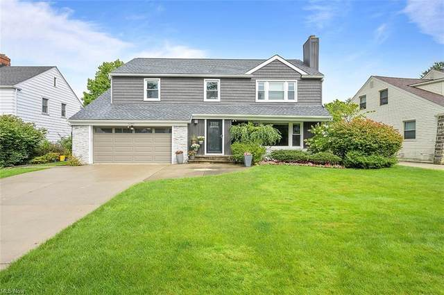 14393 Washington Boulevard, University Heights, OH 44118 (MLS #4309241) :: Simply Better Realty