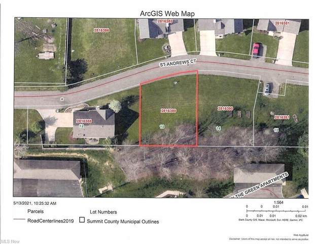 Lot 13 St Andrews Court, Akron, OH 44312 (MLS #4309314) :: The Art of Real Estate