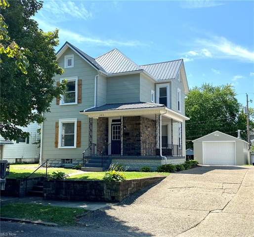 345 Hamilton Avenue, Coshocton, OH 43812 (MLS #4309453) :: The Holden Agency