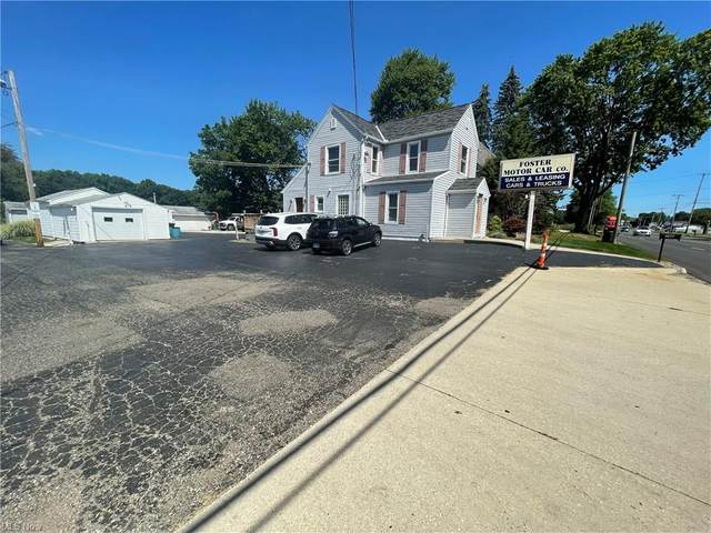 9277 Cleveland Avenue NW, North Canton, OH 44720 (MLS #4309555) :: RE/MAX Edge Realty